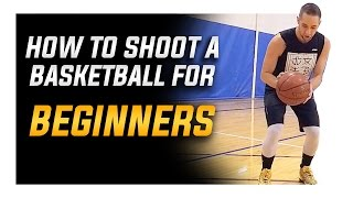 getlinkyoutube.com-How to Shoot a Basketball Better for Beginners