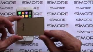getlinkyoutube.com-iPhone 6S - Dual SIM bluetooth adapter with 2 SIM active simultaneously - SIMore GoldBox