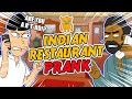 Crazy Indian Restaurant Rage Prank animated - Ownage Pranks