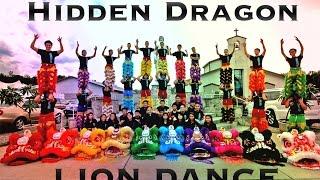getlinkyoutube.com-Hidden Dragon Lion Dance | 2015 Promo | @HDLionDance