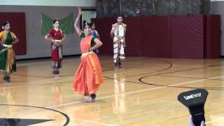 getlinkyoutube.com-South Indian Classical Dance - 1