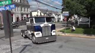 Cabover Trucks - ATCA Macungie 2014