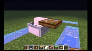 getlinkyoutube.com-Como hacer sillas utilizables en minecraft sin mods