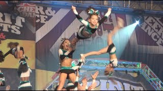 getlinkyoutube.com-Cheer Extreme Battle at the Beach Youth Elite 2013