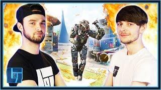 getlinkyoutube.com-Ali-A Vs Waglington - COD BO3 : Boss Battle | Legends of Gaming