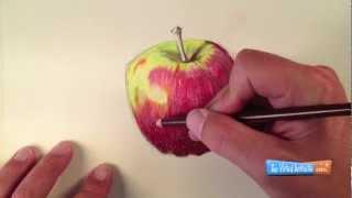 getlinkyoutube.com-Colored Pencils Product Review - Prismacolor Premier Colored Pencils