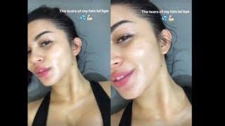 Jawab Keraguan Netizen Soal Ukuran Dadanya, Ariel Tatum Posting Foto Pakai Tank Top, Ternyata
