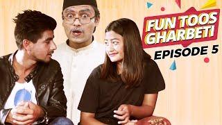 New Comedy Web Series | Funtoos Gharbeti Episode 5 | Nepalflix