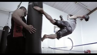 getlinkyoutube.com-CrossFit alternatives Techniques - MMA Training and Workout - performed by Hugo Bariller
