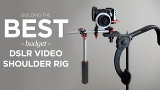 Best Budget DSLR Video Shoulder Rig