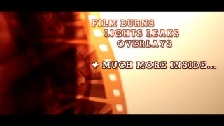getlinkyoutube.com-Free Stock Footage V2 - Overlays, Film Burn, Light Leak and more - Full HD