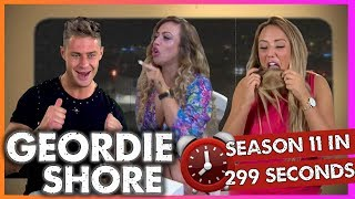 getlinkyoutube.com-GEORDIE SHORE SEASON 11 IN 299 SECONDS!! | MTV