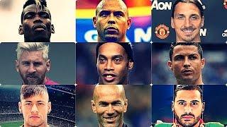 getlinkyoutube.com-Epic Football Skills Mix - Ronaldinho,Ronaldo,Messi,CR7,Zidane,Neymar,Ibra,Okocha,Quaresma,Pogba HD
