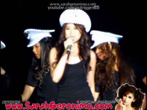 Sarah Geronimo - Love On Top [SOS: Sarah OnStage] OFFCAM (04Dec11)