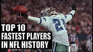 getlinkyoutube.com-Top 10 Fastest Players in NFL History