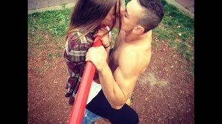 getlinkyoutube.com-perfect two ♥ Cute Couple Workout ♥ Streetworkout ♥