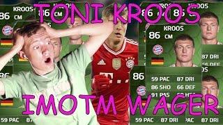 FIFA 14 - Wager - iMOTM Kroos mod Mark