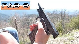 getlinkyoutube.com-Description, test, avis Tanfoglio Witness 1911 4.5mm CO2