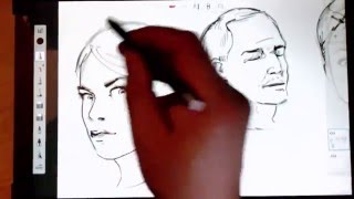 Test Autodesk sketchbook pro on Samsung galaxy Note 12