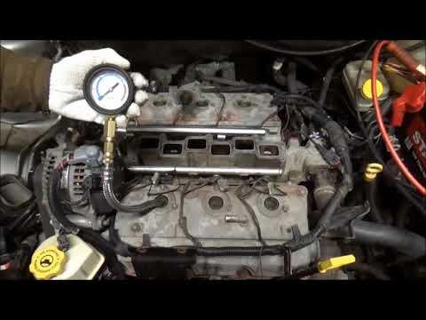 Двигатель Chrysler для Pacifica 2003-2008