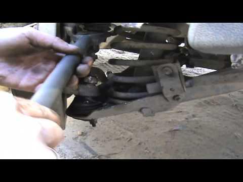 Замена шаровых на Ваз классике 2101-2107 от Auto overhaul
