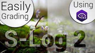 getlinkyoutube.com-A quick and easy way to grade S-Log2 (Free)