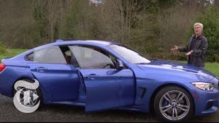 getlinkyoutube.com-2016 BMW 425i Gran Coupe | Driven: Car Review | The New York Times
