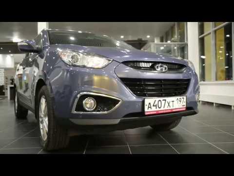 Тест драйв б Хендай Ай Икс 35 2011. Обзор Hyundai ix35 с пробегом