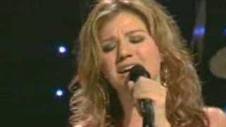 getlinkyoutube.com-Kelly Clarkson - Because of you - Live