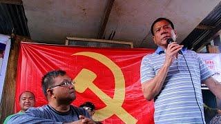 getlinkyoutube.com-Duterte speaks of coalition govt, federalism during warden's release