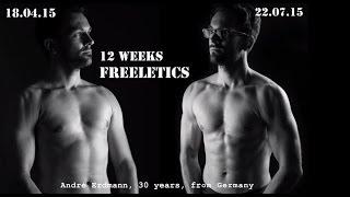 getlinkyoutube.com-15 WEEKS BODY TRANSFORMATION   FREELETICS