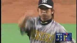 getlinkyoutube.com-藤川球児 大乱調1
