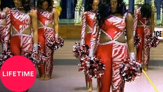 getlinkyoutube.com-Bring It!: Dancing Dolls' Pom Pom Routine (S2, E5) | Lifetime