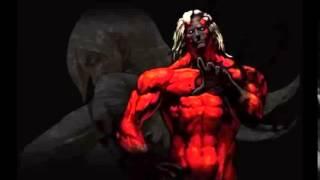 getlinkyoutube.com-The King Of Fighters XIII Fate Saiki Boss Theme
