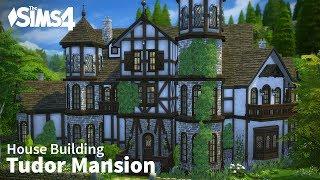 The Sims 4 House Building - Tudor Mansion