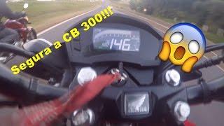 Nova CB Twister 250 - De repente aparece uma CB 300!!!