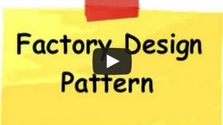 getlinkyoutube.com-Factory Design Pattern
