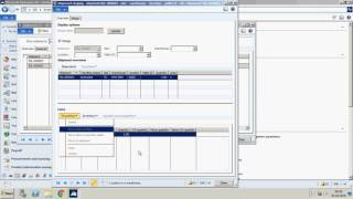 getlinkyoutube.com-Inventory Management In Microsoft AX 2012 R3