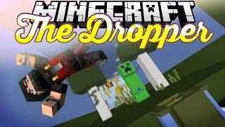 getlinkyoutube.com-Minecraft Tallcraft Dropper - ماب الطيحة مع الشباب