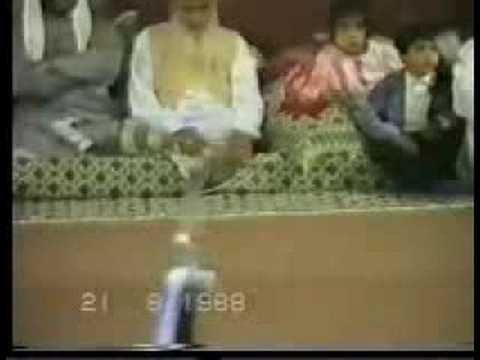 Baba jee Sufi Mohammad Naqeeb ullah shah(rahmatuallah)with nusrat