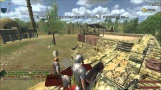 getlinkyoutube.com-Warband - Mount and gladius battle 27/12/11