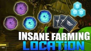 getlinkyoutube.com-Destiny The Taken King Engram Farming - Destiny Easy Legendaries - Destiny Glimmer Farming