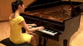 getlinkyoutube.com-Tiffany Poon plays Chopin Nocturne in E-Flat Major, Op. 9, No. 2