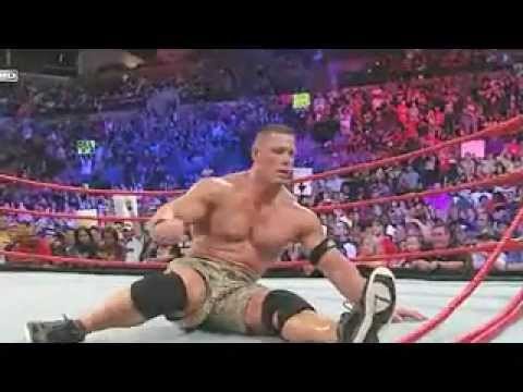 John Cena vs Alberto Del Rio Vengeance 2011 -yDZUaTeWEiY