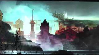 Guild Wars 2 - Human Female Character Intro