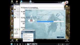 getlinkyoutube.com-How To Download And Install Assassin Creed III For Pc