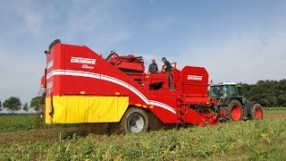 Grimme SE 150-60 | 2-row potato harvester with XXL separator