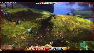 getlinkyoutube.com-Guild Wars 2 WvW 1v1 Thief vs Mesmer
