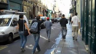 getlinkyoutube.com-Walking around Ile St. Louis, Paris