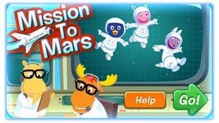 getlinkyoutube.com-The Backyardigans Game - Backyardigans Mission To Mars